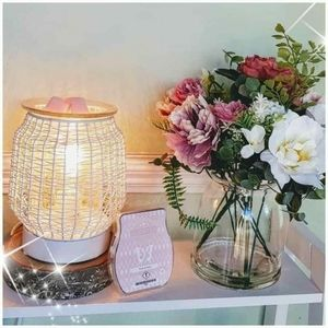 Brand New in Scentsy Warmer & Waxes